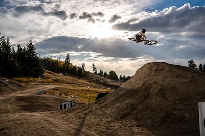 Basin Gravity Park Jump Jam