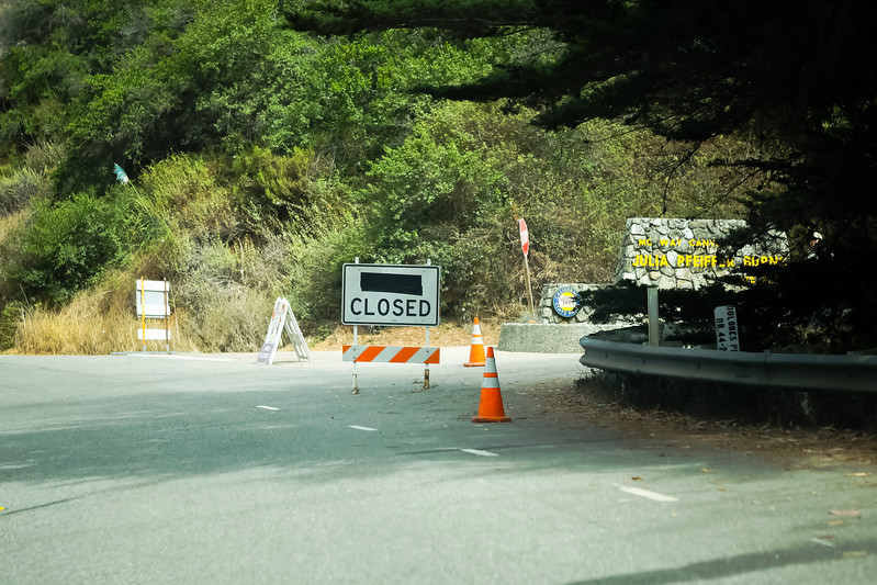 Big Sur parks closed due to Soberanes Fire