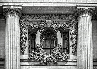 Grand Central Terminal Window