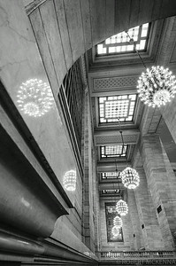 Grand Central Lights NYC