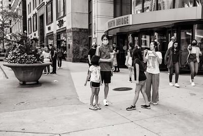 Chicago trip during the Marathon