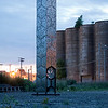 Elevator B, Silo City, Buffalo. Photo courtesy of School of Architecture and Planning