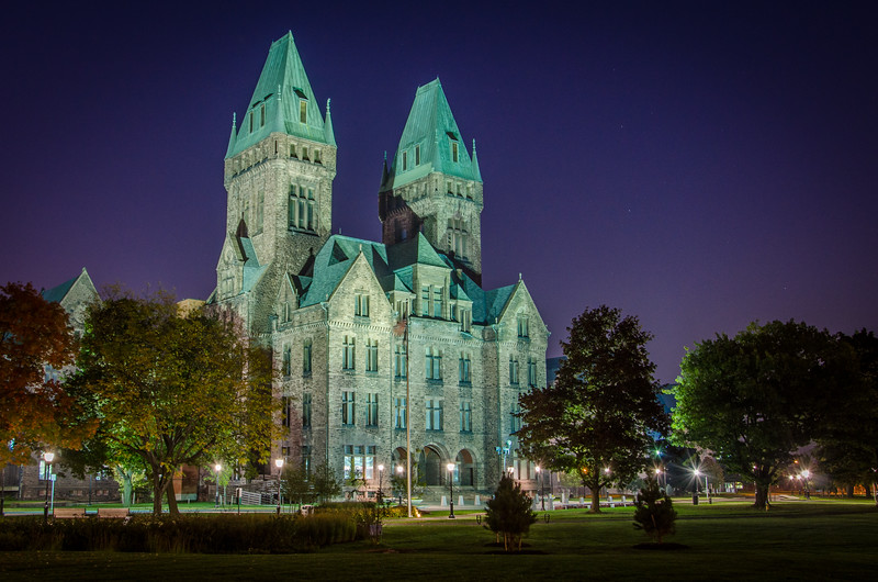 Richardson Olmsted Complex, photo by Tom Burns, courtesy of Visit Buffalo Niagara