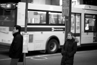 Bus Stop No. 13