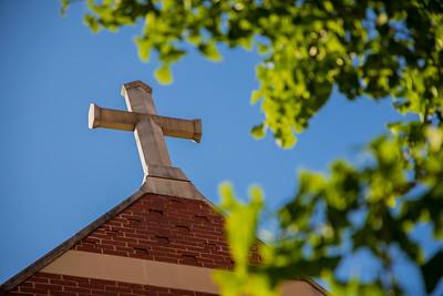 Brooks College - Robbins Chapel - spiritual