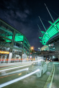 BC Place in Green