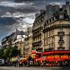 The Café Life in Paris