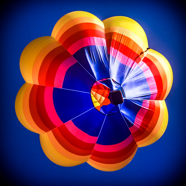 Ballooning Curirosity