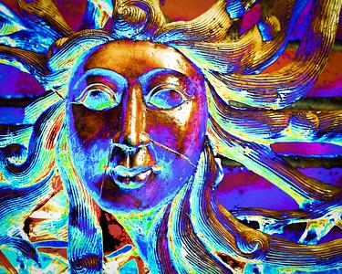 The Goddess Reveals Her Power