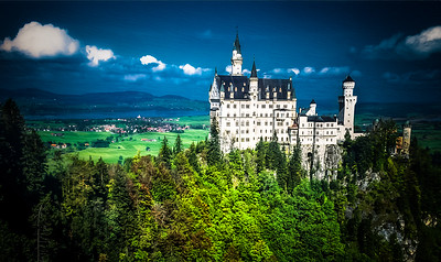 High and Mighty Schloss