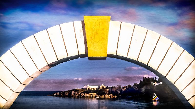 Bermuda See Arch