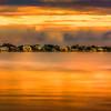 Orange Dreamcycle Sunset