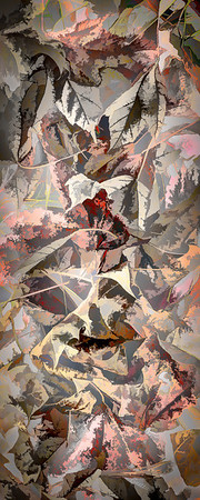 Leaves #54 - Devilishly Dramatic Series