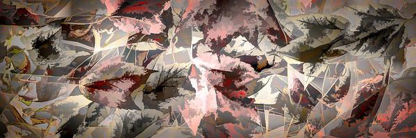 Leaves #47 - Devilishly Dramatic Series