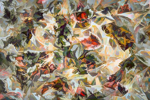 Leaves #171 - Suspicious Spectrum Series