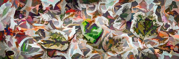 Leaves #196 - Suspicious Spectrum Series