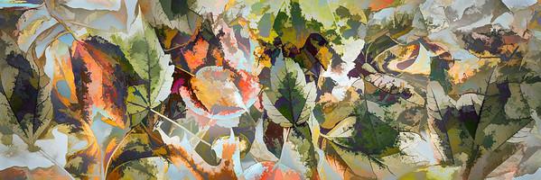 Leaves #190 - Suspicious Spectrum Series