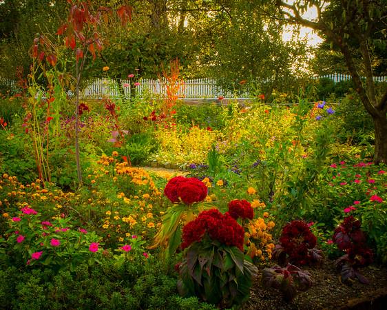 Mt. Vernon Garden