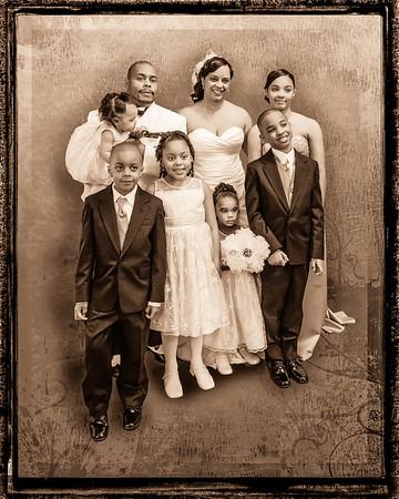 Chris and Noemi's Families, Split Tone