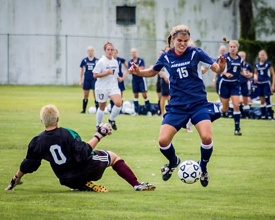 Salisbury Women's Soccer #10