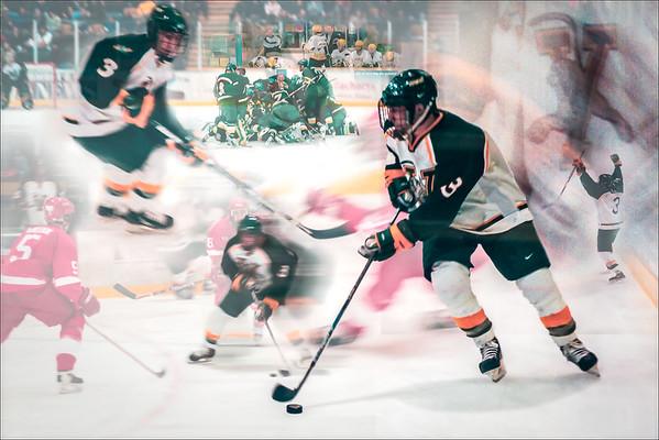 Vermont Hockey -  Player Montage