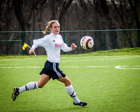 Women's Club Soccer #5