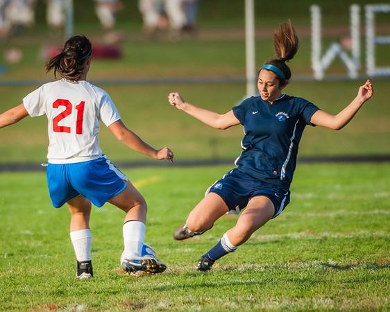 Women's High School Soccer #7