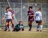 Salisbury Women's Soccer #15