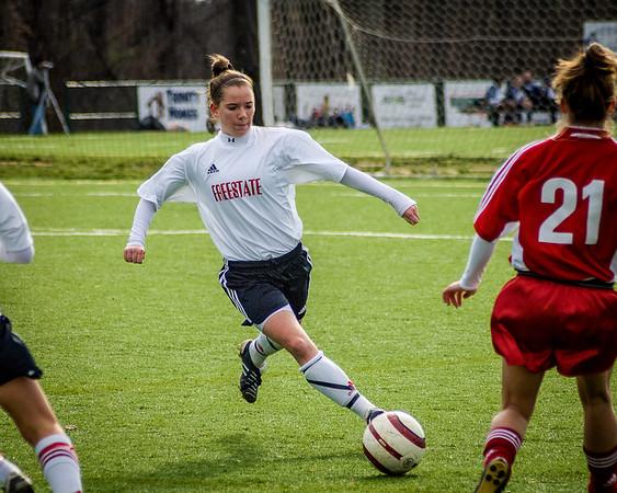 Women's Club Soccer #4