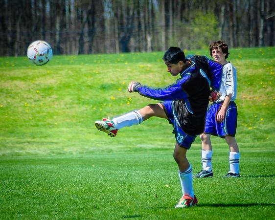 Boy's Club Soccer #5