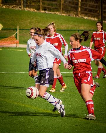 Women's Club Soccer #8