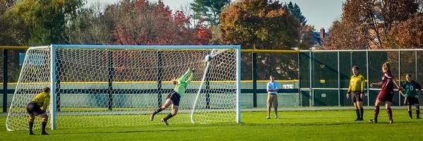Salisbury Women's Soccer #21 - Penalty Shot Score