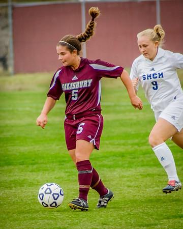 Salisbury Women's Soccer #20