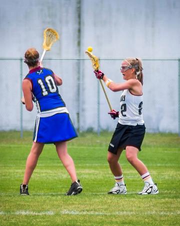 Salisbury Women's Lacrosse #10 - An Odd Moment