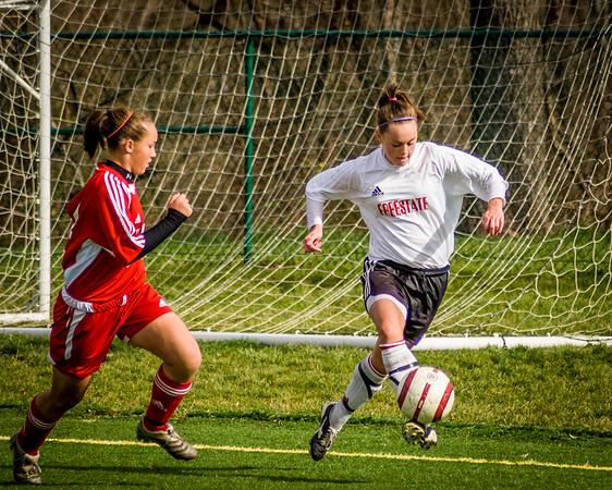 Women's Club Soccer #7