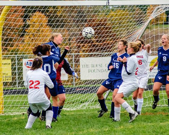 Women's High School Soccer #23