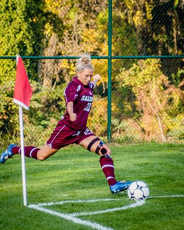 Salisbury Women's Soccer #19
