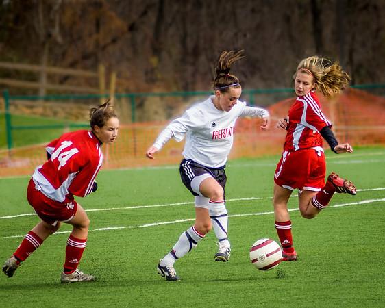 Women's Club Soccer #2