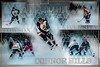 Towson Hockey - Connor Hills Montage Poster