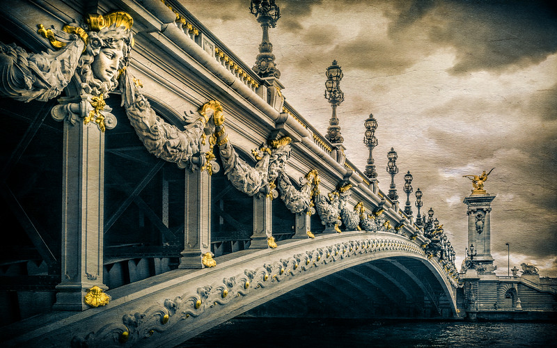 Le Arc du Seine