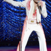 "Fred Willard takes the stage as ""Stand-Up Elvis Presley."""