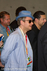 Martin Freeman, who plays Bilbo Baggins in the upcoming movie the Hobbit
