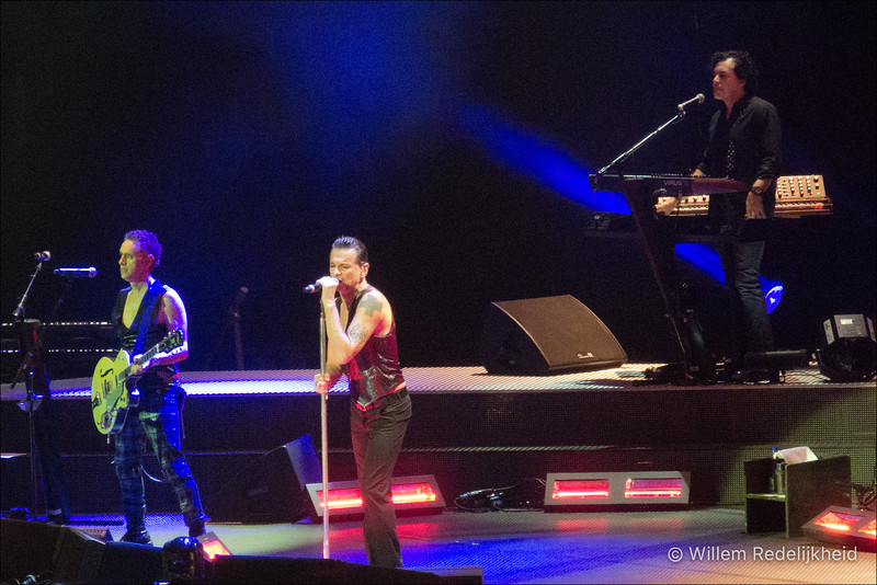 Depeche Mode - Delta Machine Tour (2013) - Ziggo Dome