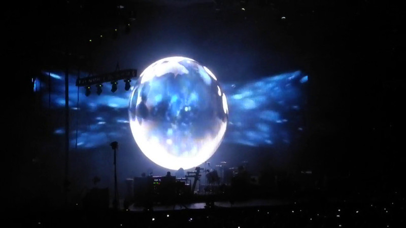 Snow Patrol - The Planets Bend Between Us (Opening Song Rotterdam Ahoy 2012)