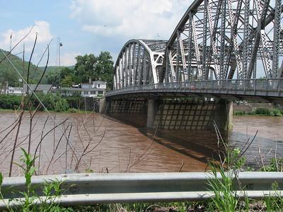2008, Delaware River Cleanup