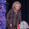 Doris Roberts takes a well-earned bow, 2014. You will be missed!
