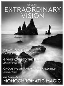 Extraordinary Vision Magazine Issue 52 Cover