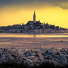 Landscape of Rovinj