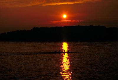 Croatia (Sunset)