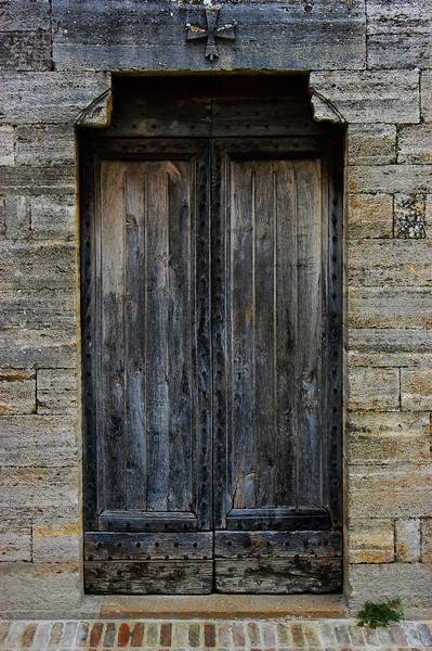 Door (S. Gimignano)